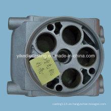 Pieza de repuesto de fundición a presión de aluminio a presión
