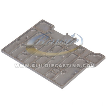 Aluminum Die Casting Mould Communication Accessories