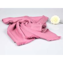 50%Silk 50%Cashmere Yarn Dye Scarf