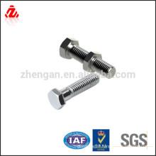 ss 304 nut bolt manufacturer