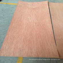 Chinese best quality Bintangor face veneer door skin
