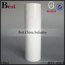 Botella sin aire 3oz con la bomba, botella sin aire de la bomba de la fábrica, botella sin aire de la loción de los cosméticos para la venta