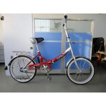 Bicicleta plegable del freno de la parte posterior del mercado de Rusia (FP-FDB-D004)