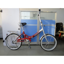 Russia Market Rear Coaster Brake Folding Bike (FP-FDB-D004)