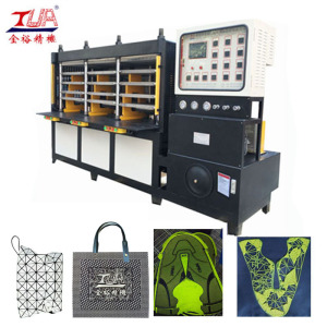 Plastic Lady Bag Cover Molding Machine