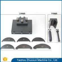 Máquina de dobra de perfuração hidráulica barata do corte da maquinaria do processo da barra-ônibus do Cnc das ferramentas do preço Nr803E-3