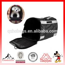 Accesorios de alta calidad del perro de la bolsa del portador del gato del perrito del perro casero del acoplamiento de la malla