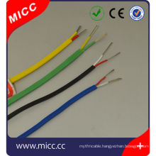 RTD-16/20/24AWG-tef/tef/SSB-ansi standard thermocouple wire/ansi thermocouple wire