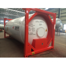20FT NH3 liquid tank container