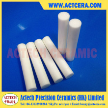 High Wear Resistant Zirconia and Alumina Ceramic Shafts Machining