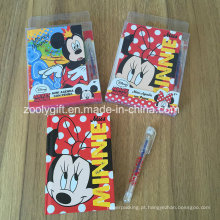 Custom Hard Cover Mini Notepad Notebook com caneta