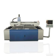 Máquina de corte a laser de fibra de alta precisão CNC