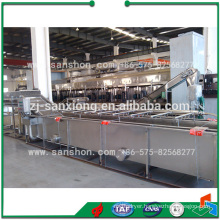 China High Pressure Vegetable Fruit Cleaning Machine