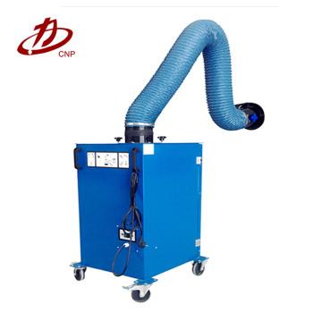 Fabricante portátil do extrator das emanações de soldadura do filtro do hepa