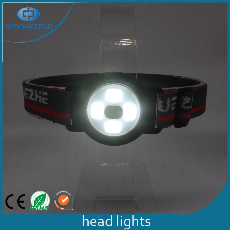 Headlights With 4 Smd Led