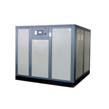 Low Noise 132KW Stationary Screw Air Compressor
