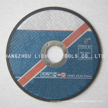 Depressed Center Abrasive Cutting Disc, 4 Inches, for Inox with MPa En12413.