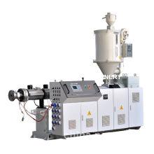 Línea de extrusión de tubería de gas y agua de HDPE Maquinaria de plástico