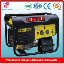 Conjunto generador 3kw para suministro exterior con CE (SP5000E1)