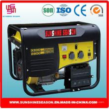 3kw générateur pour l'approvisionnement extérieur avec CE (SP5000E1)