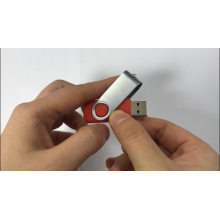 Mini Plastic Book Clip Shaped USB Flash Drive