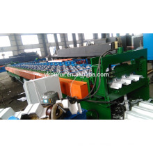 Floor steel metal decking roll forming machine