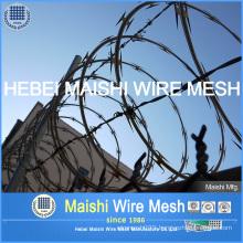 Bto22 Concertina Razor Wire Fence