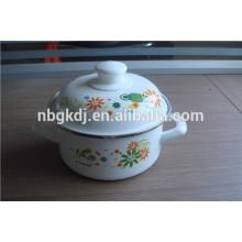 enamel strait pot & enamel cooking ware  enamel strait pot & enamel cooking ware