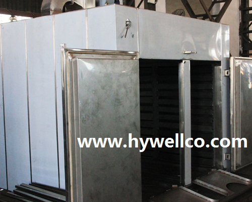 Herbal Drying Machine