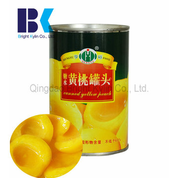 Perennial Export Canned Yellow Peach