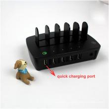 5 портов Мульти USB зарядное устройство питания для iPhone