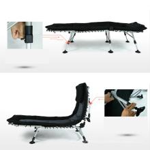Cama de dobramento do sofá de aço do descanso da espreguiçadeira de Sol do Recliner do lazer de Niceway única