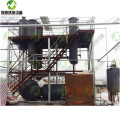 Plastic Bag Pyrolysis Batch Reactor Boiler