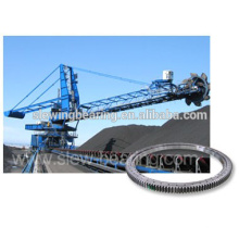 coal industrial machine used single row four point contact ball type sleing bearing