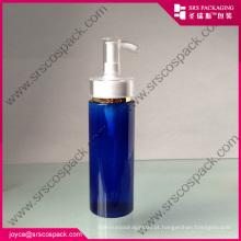 Embalagem de alta qualidade Cosméticos PET garrafa de espuma de creme