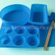 Food Grade Silicone Rubber Cake Mould