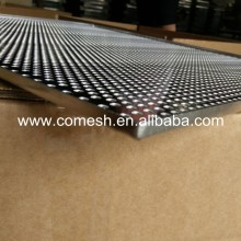 2mm thick stainless steel perforated sheet tray