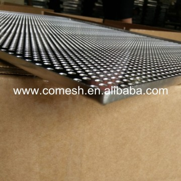 Perforated Stainless Steel Drying Food Tray
