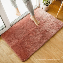 luxe confortable shag shaggy runner zone tapis