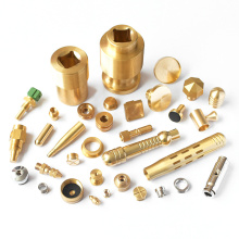 OEM Rapid CNC Turning Machined Components Professional Fabrication CNC Machining Services Custom Various Brass Machining Parts