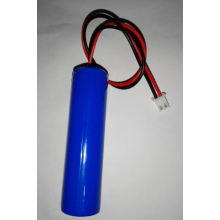 Lithium 18650 Battery Pack 3.7v 2000mAh (18650C1)