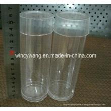 Tubo transparente plástico (HL-187)