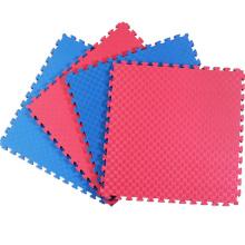 Gros taekwondo mat interlocking mousse eva mat tatami puzzle mat pas d'odeur