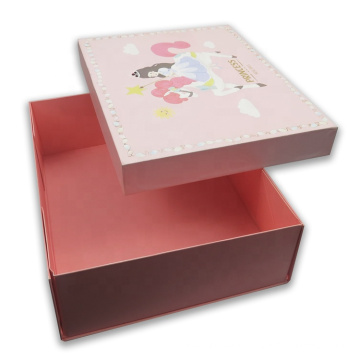 Folding Folding Box Custom Magnetic Collapsible Closure Flat Folding Paper Packaging Gift Boxes