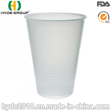 White PP Disposable Plastic Beer Cups
