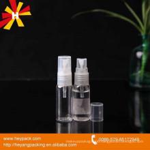 10ml pet perfume spray bottle