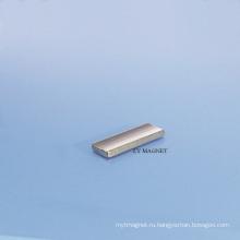 Высокое качество Specal дуги Неодимия ndfeb постоянного магнита 72 часа соль