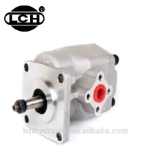 hydraulic diesel fuel 2 stage gear pump sae a mount