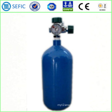 3L High Pressure Seamless Steel Gas Cylinder (ISO108-3-200)