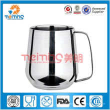 stainless steel leisure drinking cup